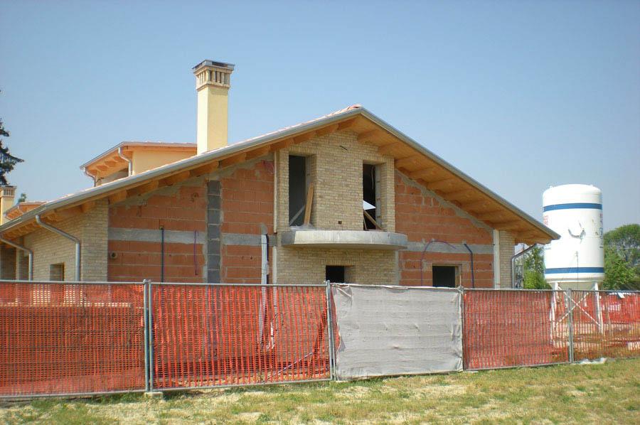 Costruzione abitazione a Maerne
